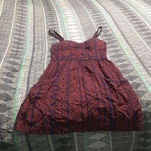American Eagle boho style summer dress